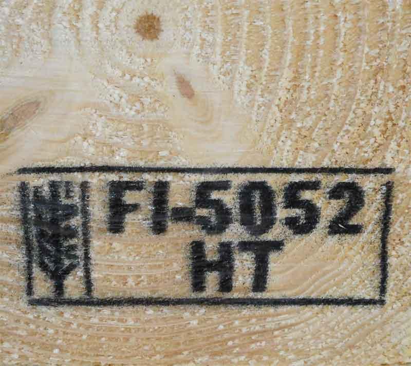 ISPN-15-standardi. Kuormalavat, trukkilavat, pakkauslavat, myymälälavat, puulavat, kertalavat ja erikoispakkaukset